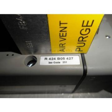 BOSCH REXROTH 1824210223 VALVES, PE MAX 10 BAR, 48V, 24 VDC, LOT OF 2, Origin