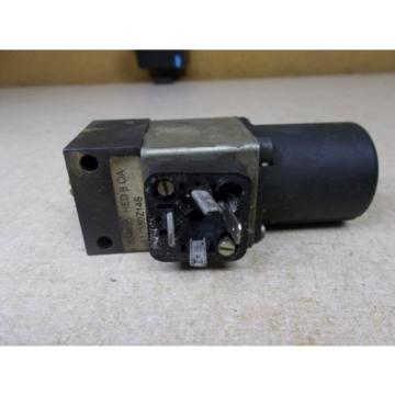 Mannesmann Rexroth 534635 11 /350Z14S Solenoid Valve FREE SHIPPING