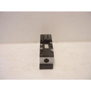 REXROTH BOSCH 261-208-130-0 USED 261 PNEUMATIC VALVE 2612081300