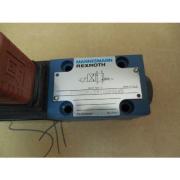 Mannesmann Rexroth Solenoid Valve 4WE6C60/EW11ON9Z45 4WE6C60 EW11ON9Z45 origin