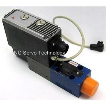 Rexroth VT-DFPE-A-22/G24K0/0A1V/V-014 Valve R900720216 Rebuilt w/12 Mo Warranty