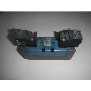 Rexroth GS-020062-02424 120VAC Pneumatic Valve