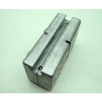Bosch Rexroth   LF12    Set of 2 Linear Guide Bearings   3842511746  Origin IN BOX