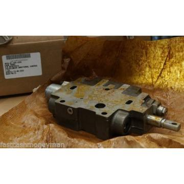 OSHKOSH MILITARY TRUCK HYDRAULIC VALVE 16-02-552-248 2CX109 4810-01-226-2224