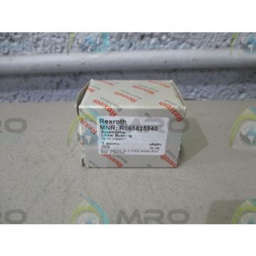 REXROTH R065825540 LINEAR BUSHING Origin IN BOX