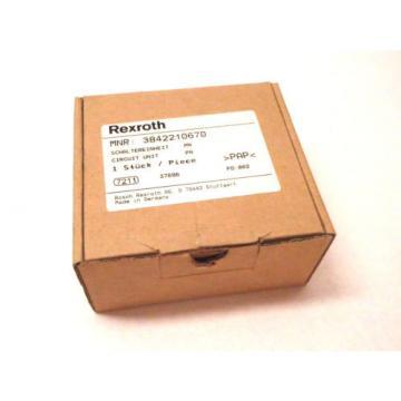 origin Bosch Rexroth 0820 402-046 PNEUMATIC VALVE ASSEMBLY