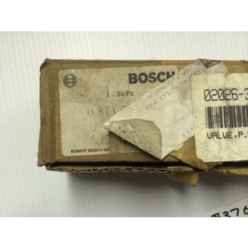 Bosch 811 150 239 Hydraulic Pressure Reducing Valve