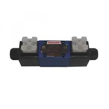 R900558641 4WE6E6X/EW110N9K4 Magnetwegeventil Bosch Rexroth directional valve