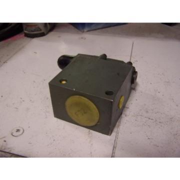 Origin REXROTH HYDRAULIC VALVE DB30G2-30/315XU/5V  REXROTH  DB30G2