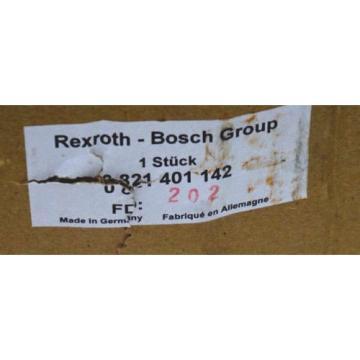 Origin REXROTH 0 821 401 142 LOCKING UNIT VALVE 0821401142