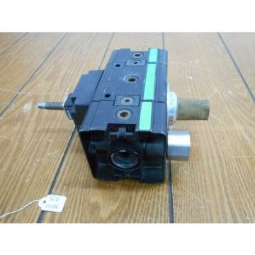 Bosch 0821300932 Solenoid Valve 3/2 Way with Two 821300930 Distributor Blocks
