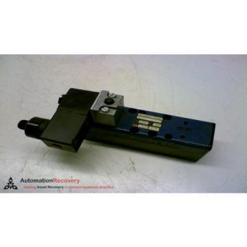 REXROTH GT10061-0440 VALVE MAX PSI 150 BAR MIN 2 MAX 10 #147687