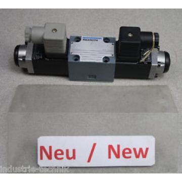 Mannesmann Rexroth 4 WE 6 J53/AG24NK4 Hydraulic valve + Hydronorma GU35-4 24V