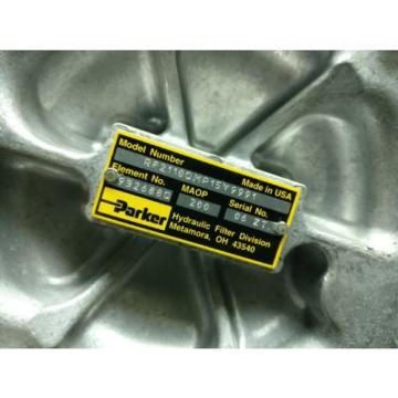 Origin RF2 PARKER RF2110QMP15Y9991 Hydraulic Filter Valve REXROTH BOSCH VICKERS