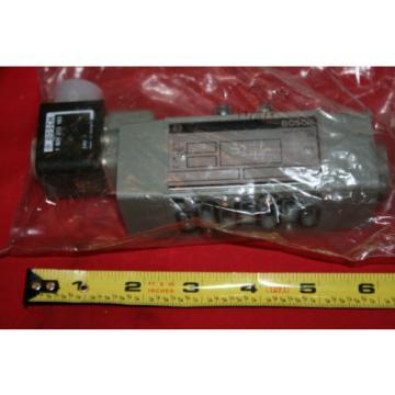 Origin Bosch Rexroth Pneumatic Solenoid Valve 0820024135 - 0 820 024 135 - Sealed