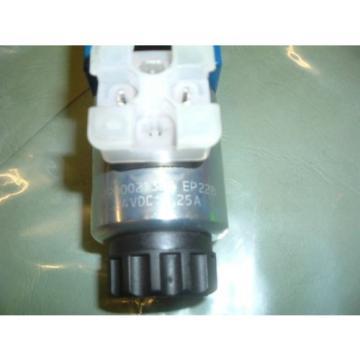 REXROTH HYDRAULIC 4WE 6 J62 EG24N9K4 B10 VALVE  R900548271 Origin NOT PACKAGED