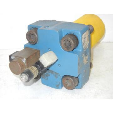 REXROTH FES 40 CC-30/670LK4M-1 USED PROPORTIONAL VALVE FES40CC30670LK4M1