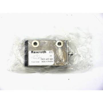 REXROTH Wegeventil 0820402001 Ventil Valve | IG: 1/8#034; | NEU