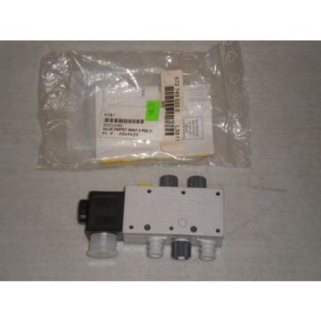 origin Rexroth 5727490220 L3511 Pneumatic Valve 4 Way, 2 Pos, 24 VDC  Free Ship