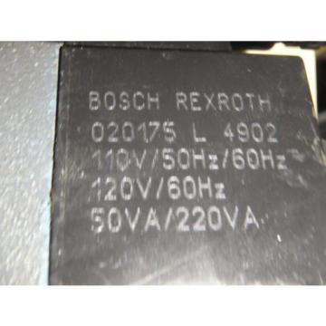 Rexroth Directional Valve 4WE6D60/0FEW110N _ 4WE6D600FEW110N