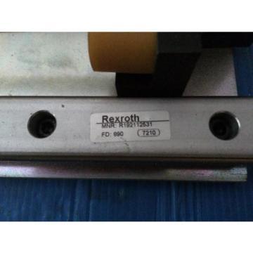 Linearführung Rexroth MNR:R192112531 FD:908 Servostation/  mit Zahnriemen