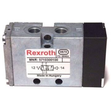 Origin BOSCH REXROTH 5710300100 CONTROL VALVE