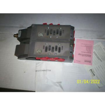 REXROTH 262-220-400-0K0 PNEUMATIC VALVE MANIFOLD 261-2