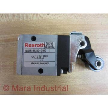 Rexroth 5634010100 Spool Valve