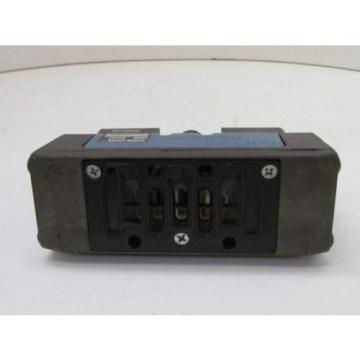 Rexroth Ceram GS-20052-0707 110VAC Pneumatic Solenoid Valve