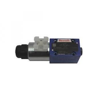 R900550062 4WE6D6X/EG24NK4 Magnetwegeventil Bosch Rexroth directional valve