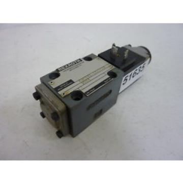 Rexroth Valve 4WE6Y1 51/AG24 Used #51635