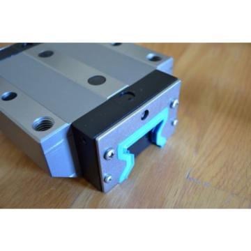 Origin Rexroth R185143110 Size45 Linear Roller Rail Bearing Runner Blocks - THK CNC