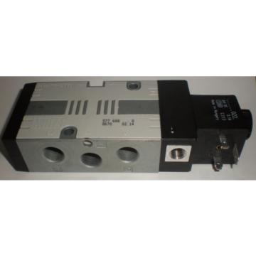 ELECTRICAL SOLENOID VALVE BOSCH REXROTH 577-608-0220 24V DC COIL Origin