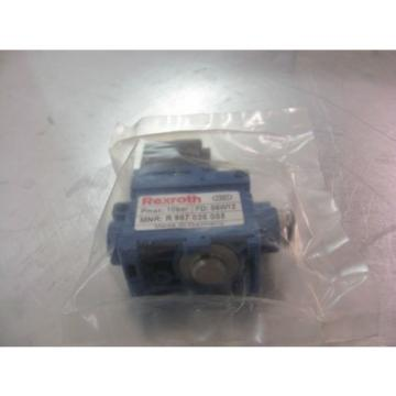 REXROTH R 987 026 085 VALVE SYSTEM
