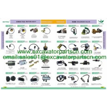 KHR1290 ,Throttle motor assy FITS SUMITOMO SH200-A1,SH200-A2 SH100 with 12 lines