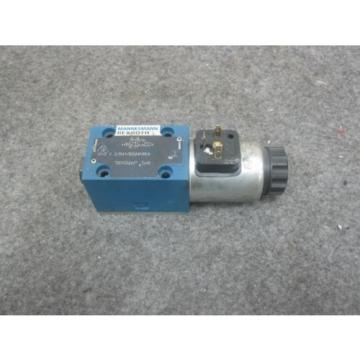 Origin REXROTH DIRECTIONAL VALVE # 4WE6J21B61/EG24N9K4