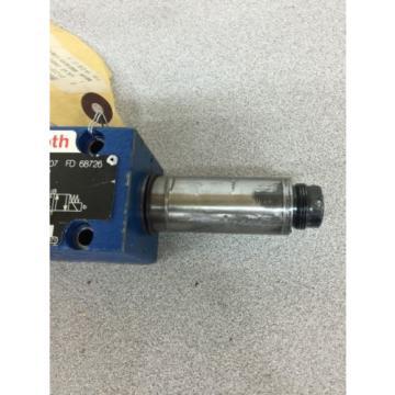 Origin REXROTH R978017737 HYDRAULIC DIRECTIONAL CONTROL VALVE 4WE6E62/EW110N9K4/62