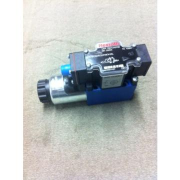 REXROTH 4WE6C62/EG24N9DK35L DIRECTIONAL CONTROL VALVE Origin R901243799