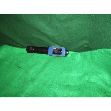 REXROTH ZDR6DB3-43/80YMV/60 PRESSURE REDUCING VALVE UNUSED
