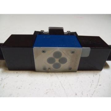 REXROTH 4WE6E22/EW110N9DAL/62 HYDRAULIC VALVE Origin NO BOX