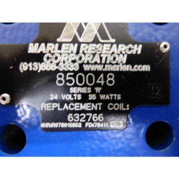 Origin REXROTH MARLEN DIRECTIONAL VALVE # 850048