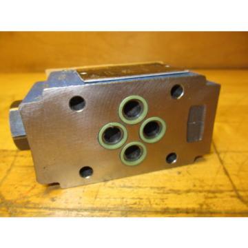 Rexroth R900347507 Hydraulic Check Valve Z2S6A1-64/V