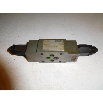 Rexroth Z2DB/VC2-42/315 Hydraulic Dual Relief Valve 24VDC