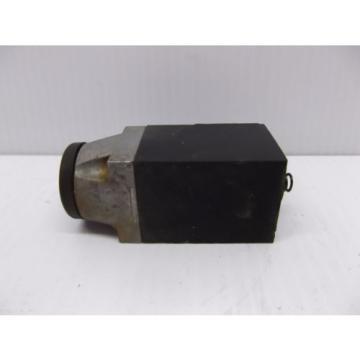 Rexroth GU35-4A 48V 26W Solenoid Coil for Valve Control