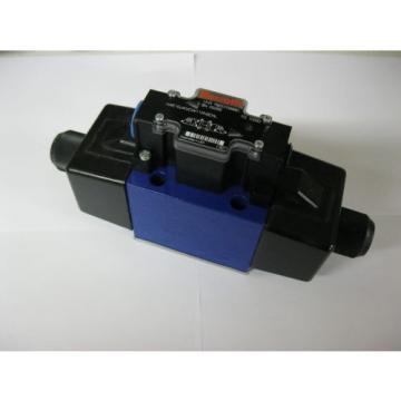 R900708880 Bosch Rexroth Hydraulic Directional Control Valve 4WE10J40/CW110N9DAL