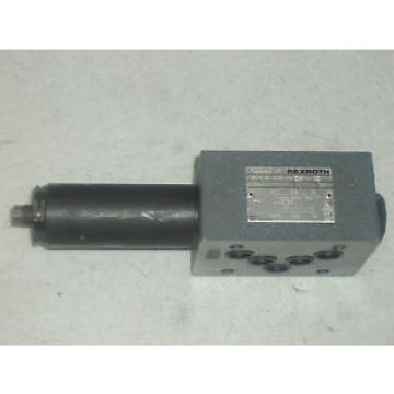 REXROTH ZDR-10-DP2-52/25YM/12 PRESSURE REDUCING VALVE