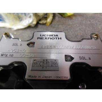 Origin REXROTH DIRECTIONAL VALVE # 4WE6W-60M0/AG24NPS-951-0