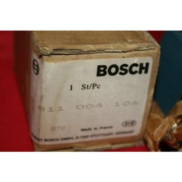 Origin Bosch Rexroth Hydraulic Flow Control Valve 0811004106 - 0 811 004 106 - BNIB
