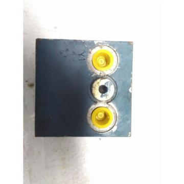 MH3WB06CG20/004M01 REXROTH BOSCH HYDRAULIC VALVE Origin UNUSED SURPLUS  STOCK