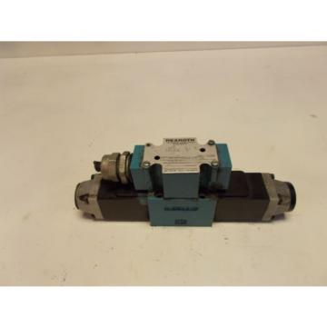 Rexroth 4WE6G52/AW120-60 Hydraulic Directional Valve D03 115V